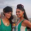 Austin Fashion Week 2011, Shailie and Jasmine - Austin, Texas
