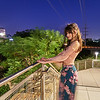 A Portrait with Motion Blur - Austin, Texas