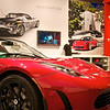 Tesla Showroom, Santana Row - San Jose, California