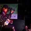 Jack plays Shamisen in Kao=S, SXSW Japan Nite - Austin, Texas