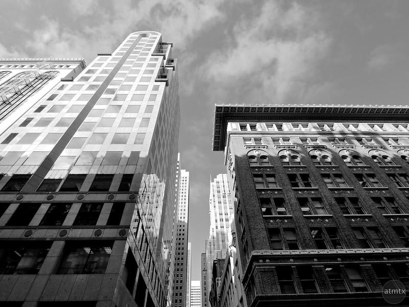 Skyscrapers of San Francisco #5 - San Francisco, California