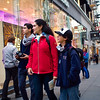 Tourist Family - San Francisco, California