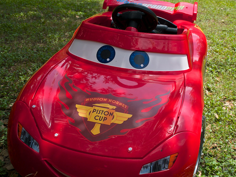 Lightning McQueen, 4th of July Party - Austin, Texas
