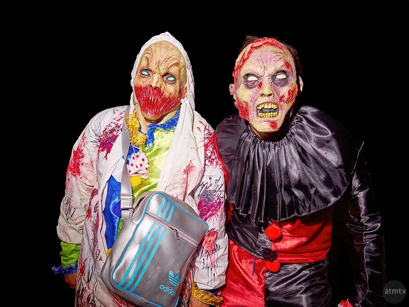 Portraits, Halloween on 6th Street 2017 - Austin, Texas