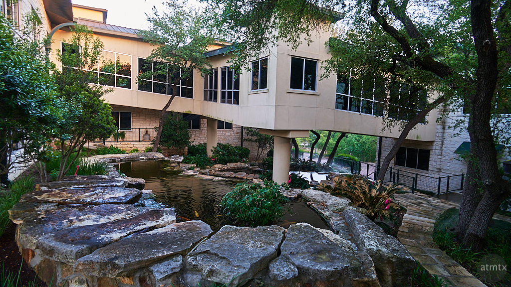Hospital with Koi Pond - Westlake, Texas