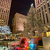 Christmas Tree, Rockefeller Center - New York, New York