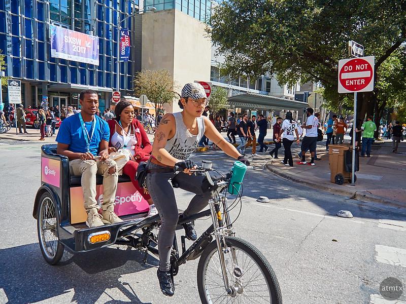 Scenes from SXSW 2017 - Austin, Texas