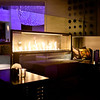 Fireplace, W Hotel - San Francisco, California