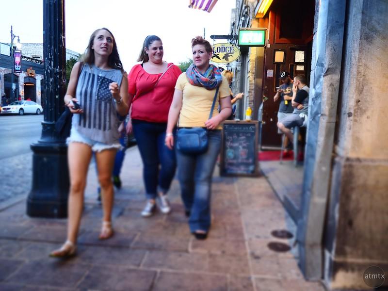 Three on 6th Street - Austin, Texas
