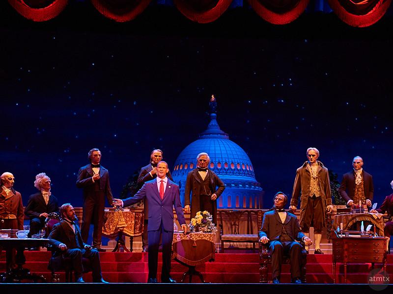 Hall of Presidents, Disney World - Orlando, Florida