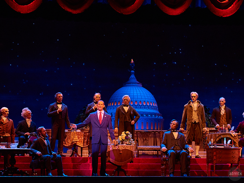 Hall of Presidents, Disney World - Orlando, Florida
