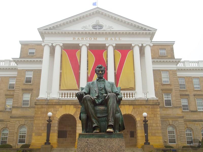 Abraham Lincoln, University of Wisconsin - Madison, Wisconsin