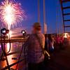 360 Bridge Fireworks, Behind the Scenes - Austin, Texas