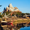 Animal Kingdom Landscape, Disney World - Orlando, Florida