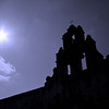 Mission San Juan Silhouette - San Antonio, Texas