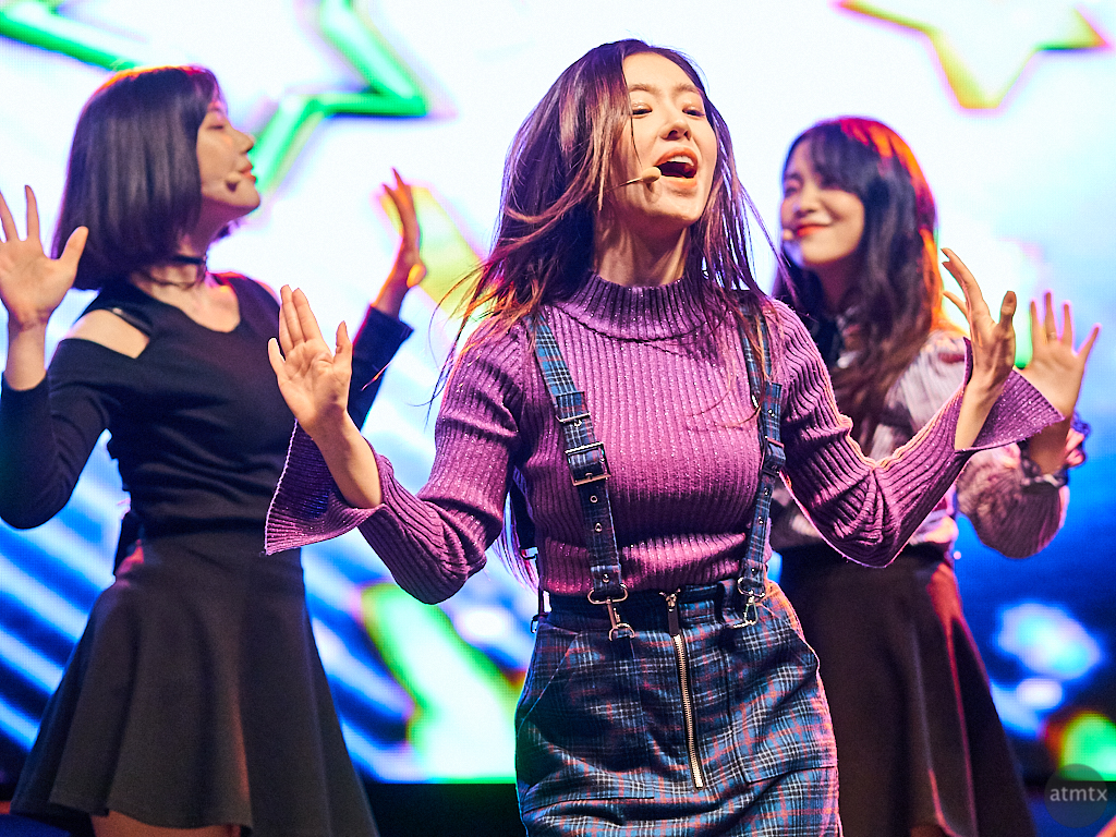 Red Velvet, 2017 SXSW K-Pop Night Out - Austin, Texas