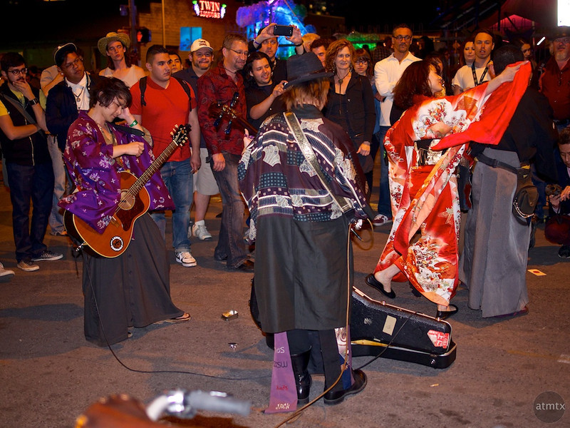 Kao=S on Red River Street - Austin, Texas
