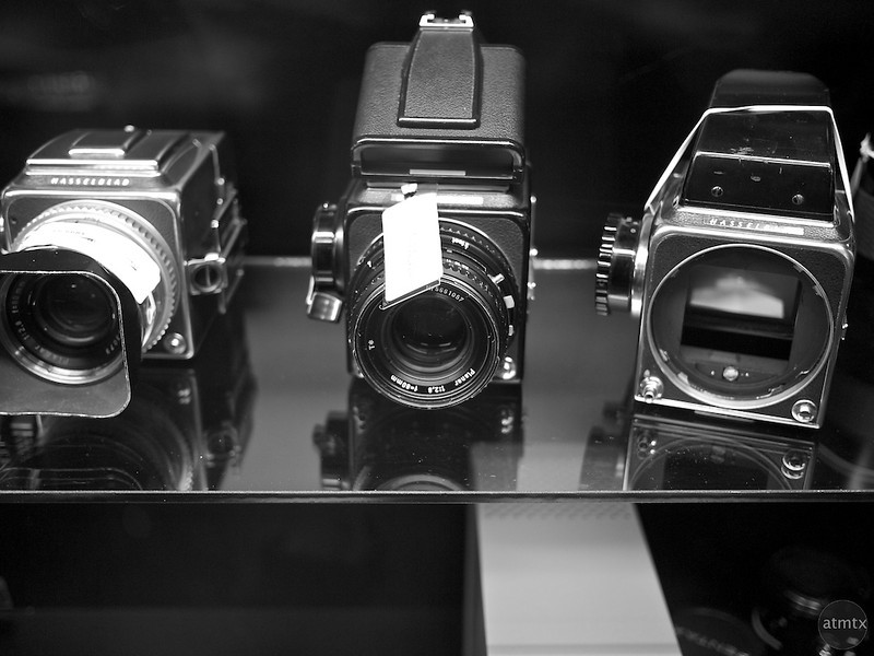 Hasselblad Dreams, Precision Camera - Austin, Texas
