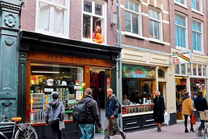 The Alien Among Us - Amsterdam, Netherlands