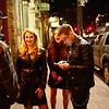 Dressed in Black, 6th Street - Austin, Texas