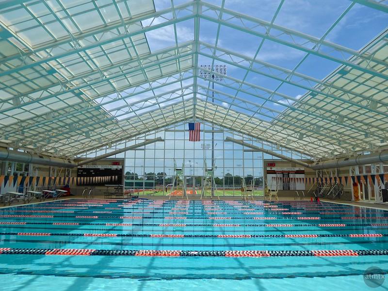 Pool, Hendrix College - Conway, Arkansas