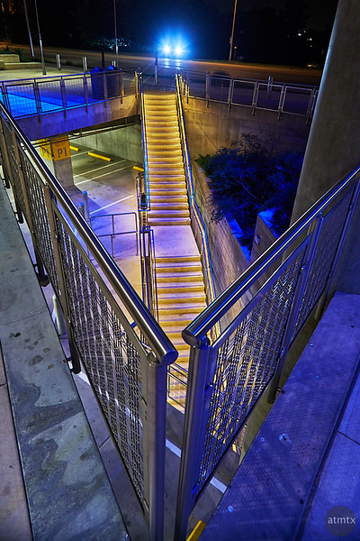 Library Stairs - Austin, Texas