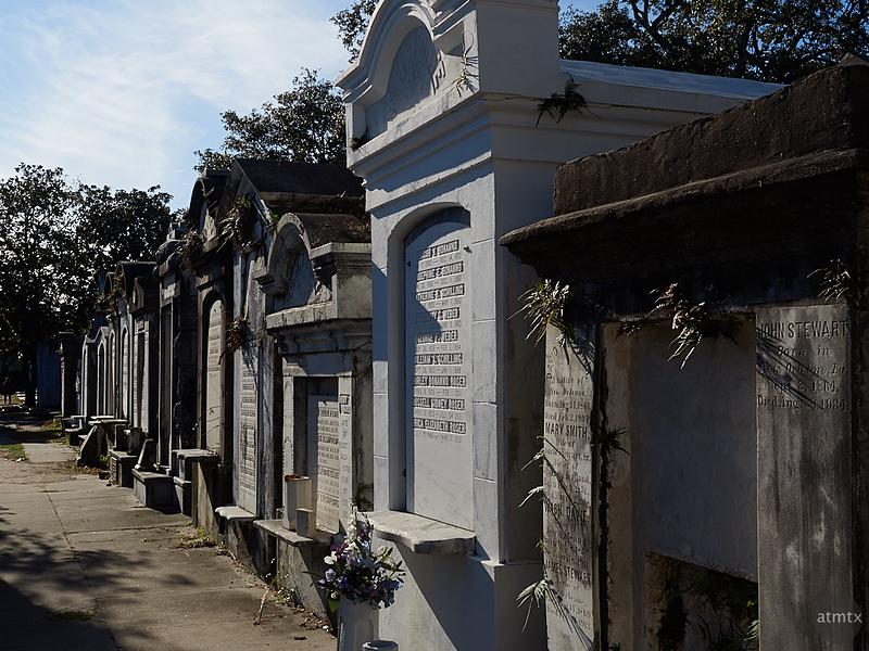 Lafayette Cemetery  - New Orleans, Louisiana