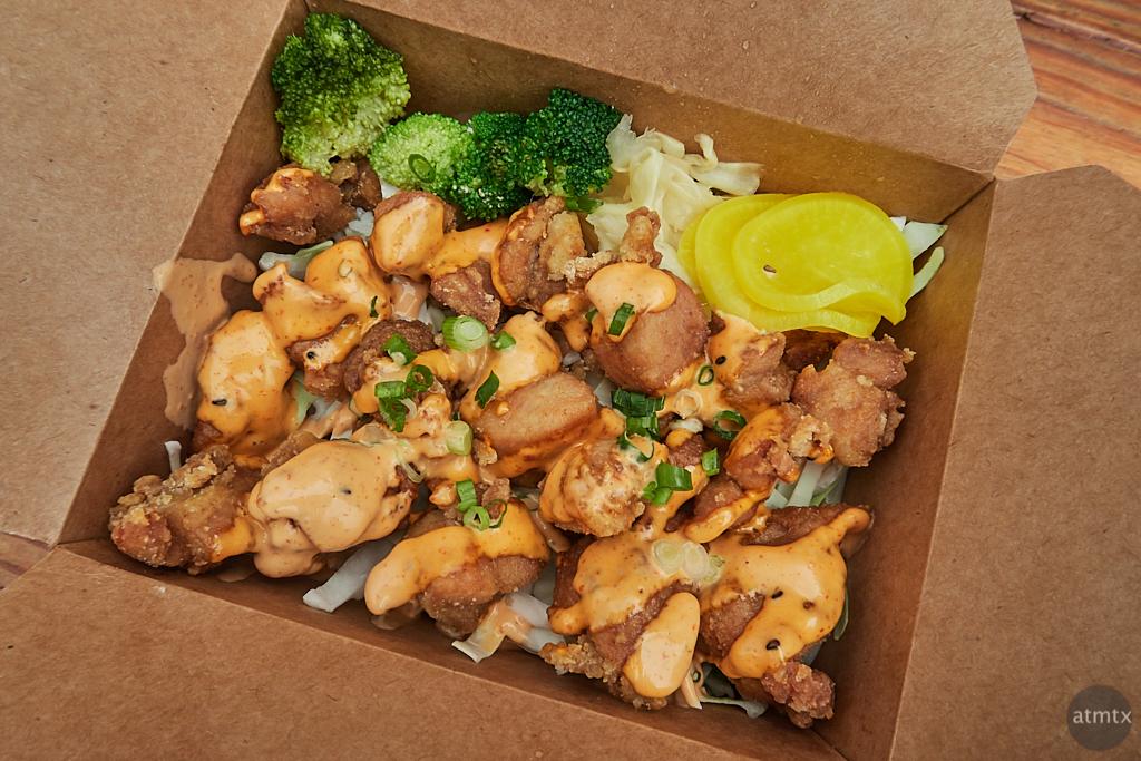 Spicy Chicken, Pinch Food Truck - Austin, Texas