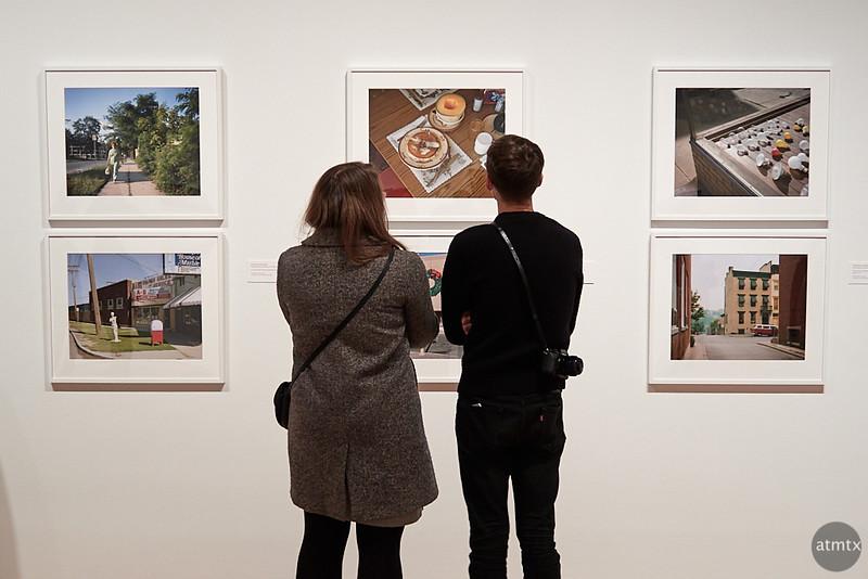 Appreciating Stephen Shore, Blanton Museum of Art - Austin, Texas