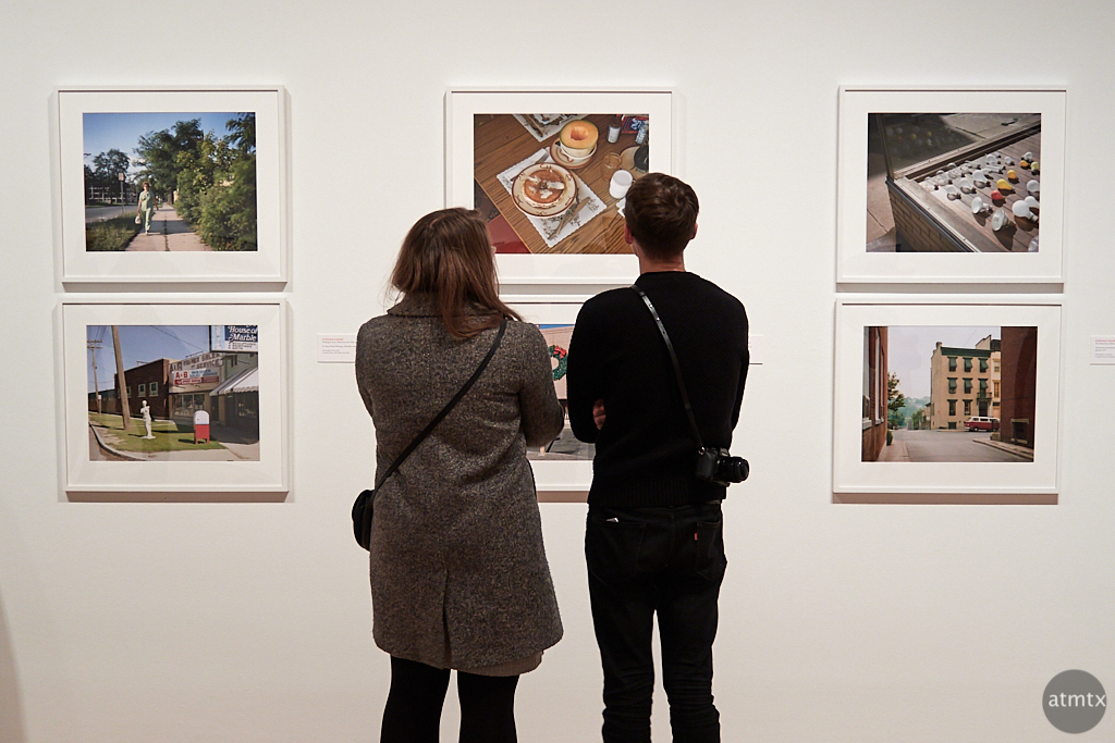 Appreciating Stephen Shore, Blanton Museum of Art - Austin, Texas
