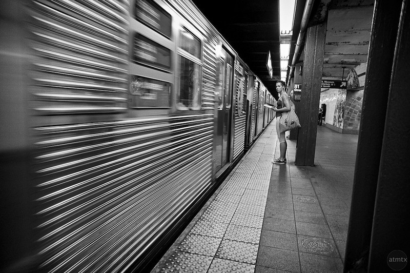 NYC Subway, 81st Street Station - New York, New York