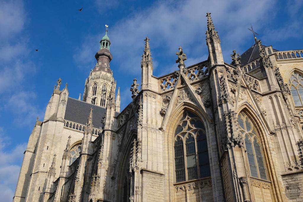 Grote Church Exterior - Breda, Netherlands