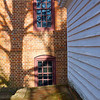 Contrasting Textures, Colonial Williamsburg - Williamsburg, Virginia