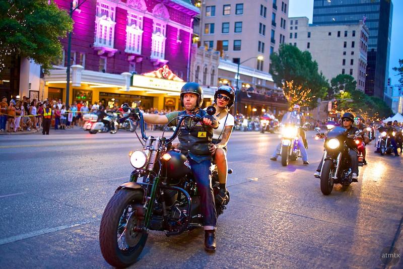 ROT Rally Parade #6, 2013 - Austin, Texas