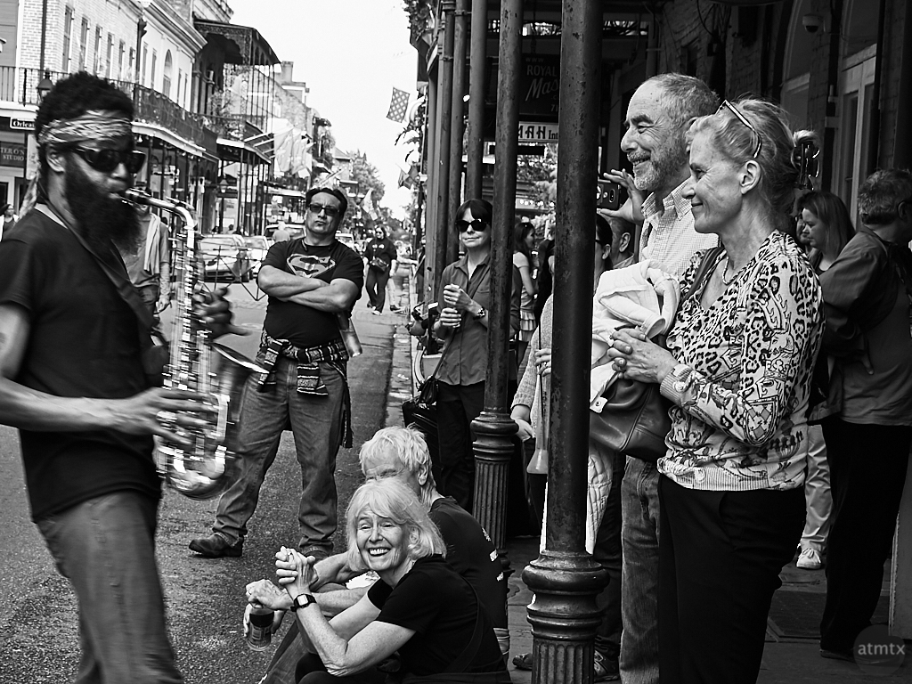 Street Jazz - New Orleans, Louisiana