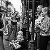 Street Jazz - New Orleans, Louisiana