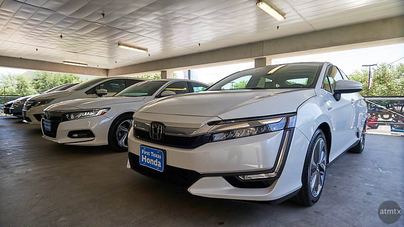 2018 Honda Clarity Plug-in Hybrid - Austin, Texas