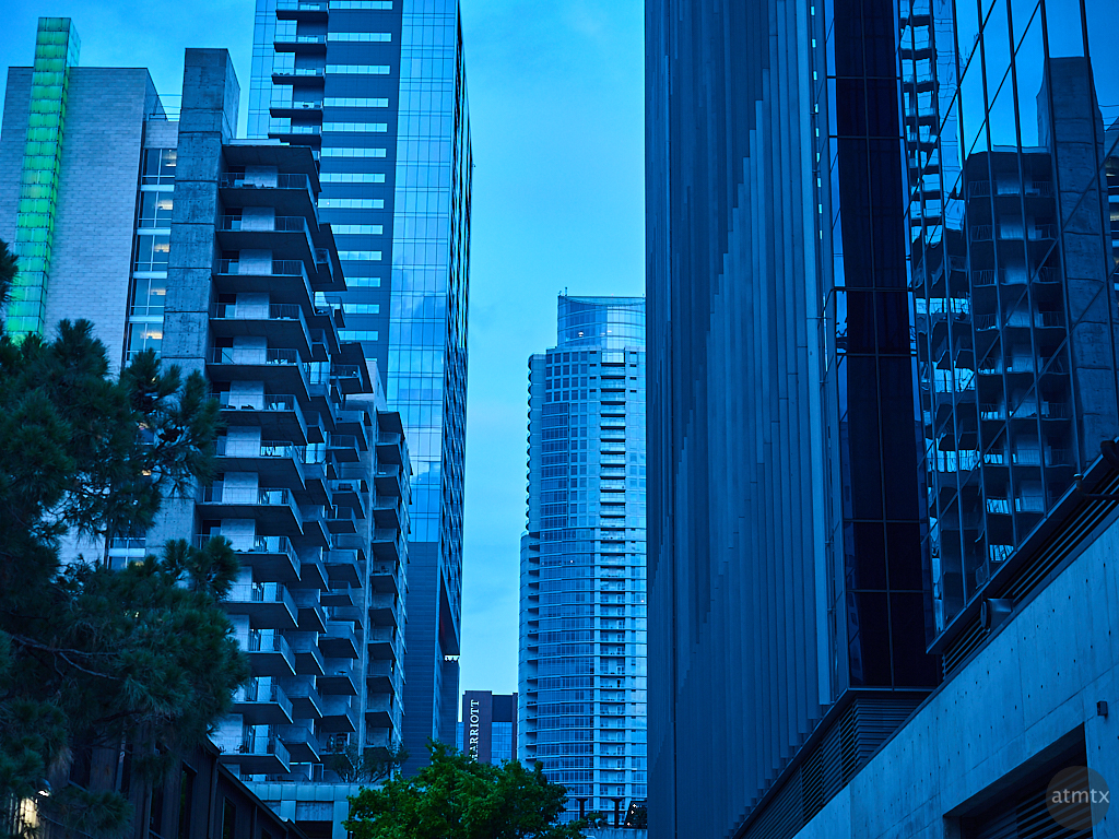 Skyscraper Texture - Austin, Texas