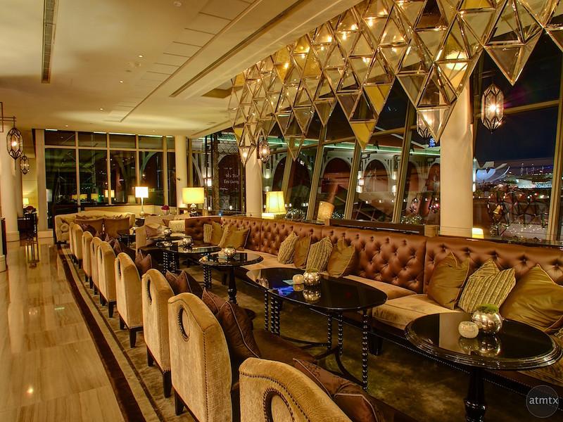 Interior, The Fullerton Bay Hotel - Singapore
