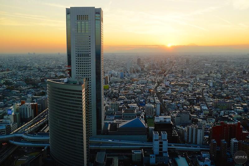 Park Hyatt Sunset - Tokyo, Japan