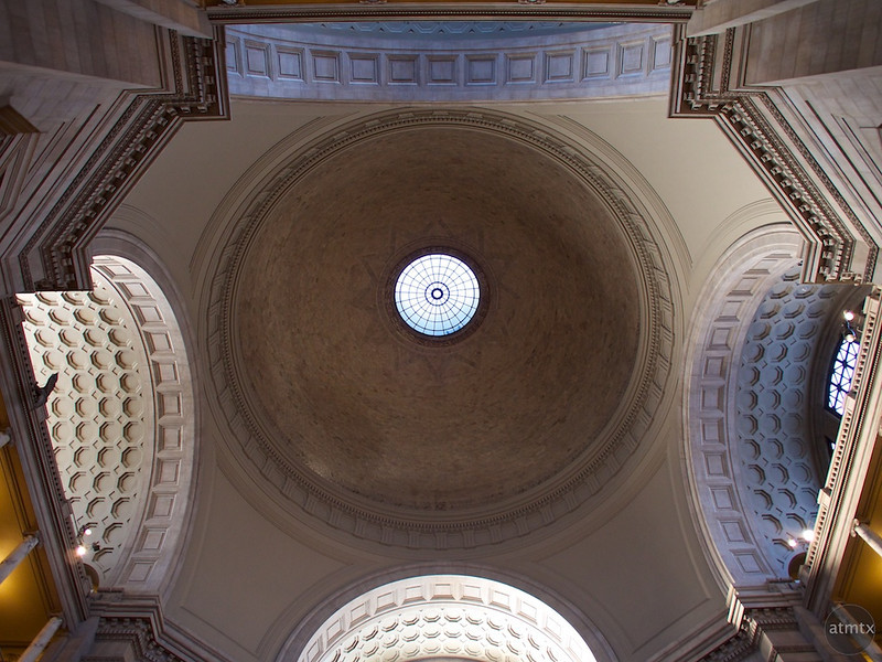 Dome and Arches, Smithsonian Natural History Museum - Washington DC