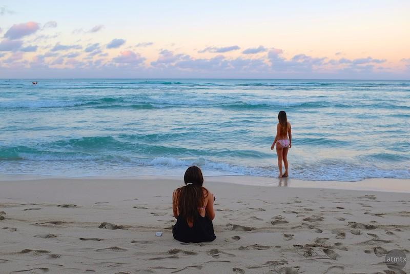 Sisters on Waikiki #2- Honolulu, Hawaii