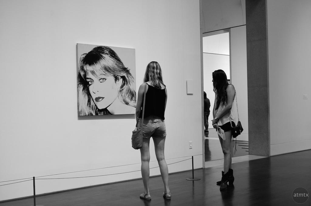 Farrah, Blanton Museum of Art - Austin, Texas