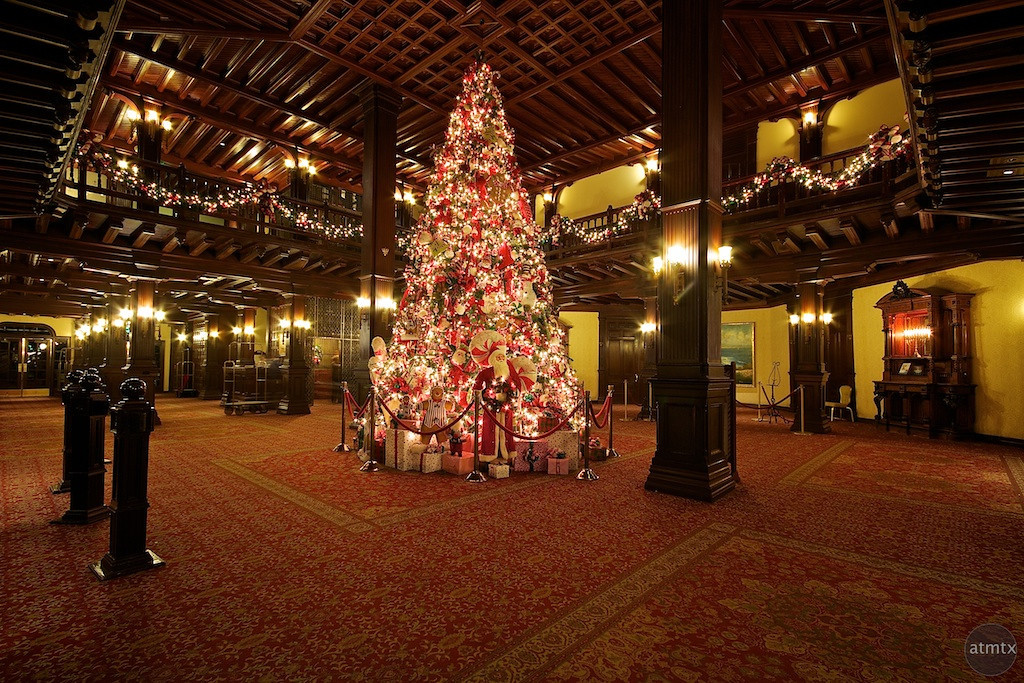 Christmas Tree, Hotel del Coronado