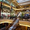 Bourse Interior - Philadelphia, Pennsylvania