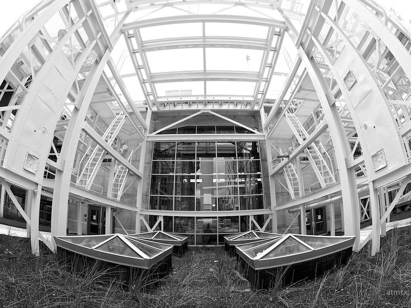 Super Structure #2, Seaholm Development - Austin, Texas