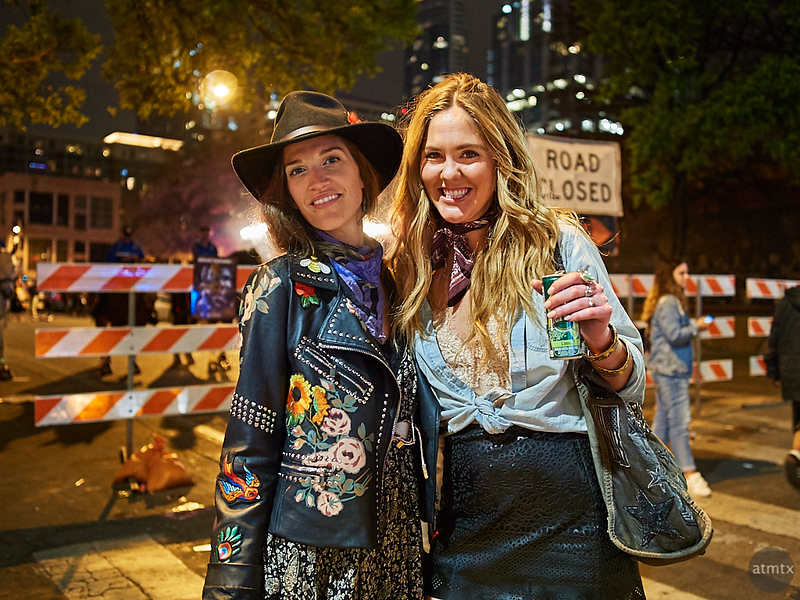 SXSW Street Portraits, 6th Street - Austin, Texas