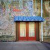 Technicolor Wall - Downtown, Smithville, Texas