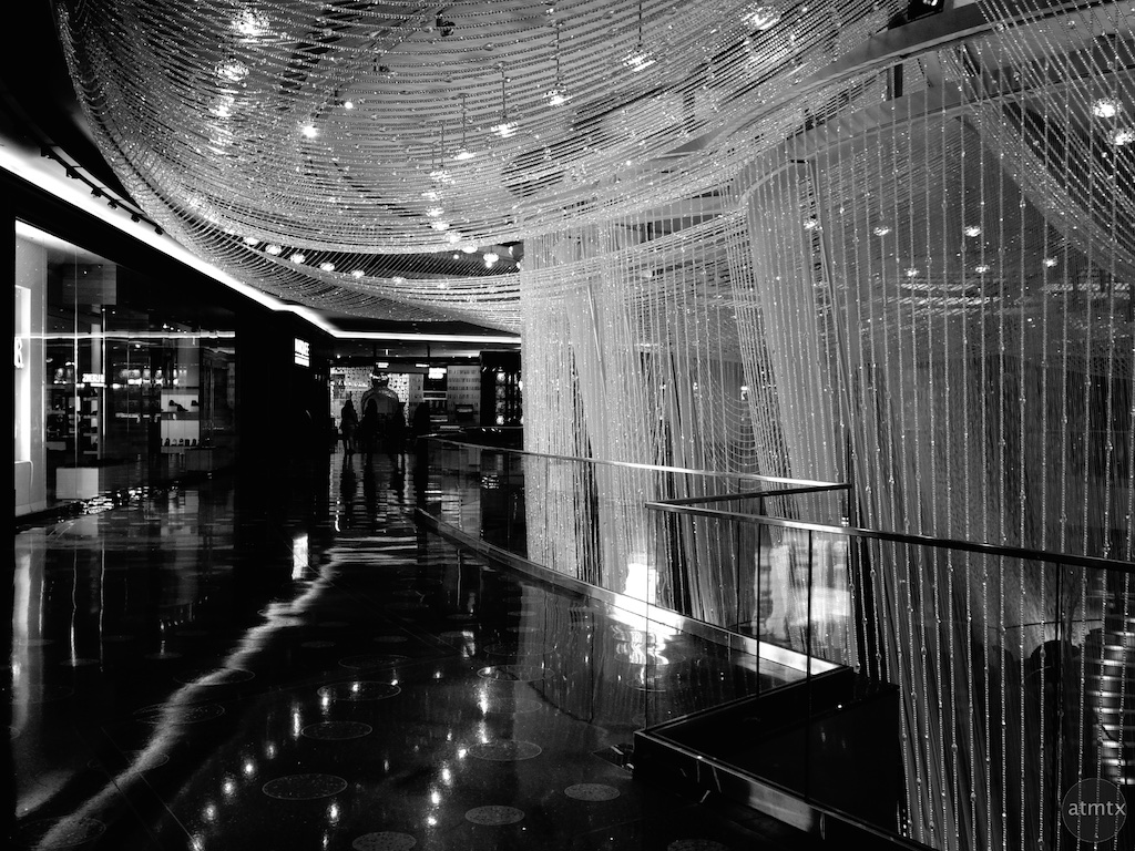 Glitter and Shine, Cosmopolitan - Las Vegas, Nevada