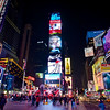 Times Square #2 - New York, New York